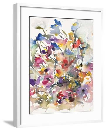 Karin's Garden 3-Karin Johannesson-Framed Premium Giclee Print
