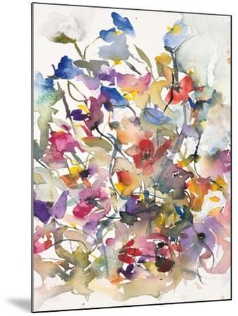 Karin's Garden 3-Karin Johannesson-Mounted Premium Giclee Print