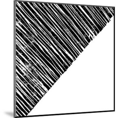 Starkly Lined B-THE Studio-Mounted Premium Giclee Print