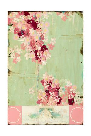 Remembering Spring-Kathe Fraga-Framed Premium Giclee Print