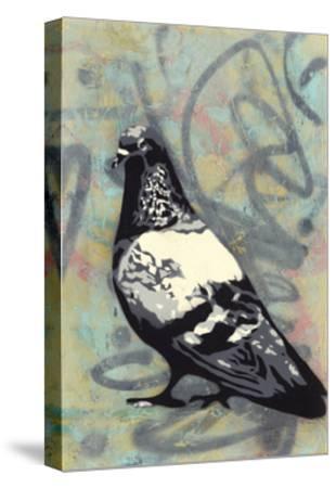 Rock Pigeon-Urban Soule-Stretched Canvas Print