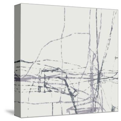 Chalk Doodles H-Gregory Garrett-Stretched Canvas Print