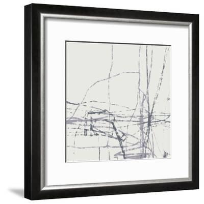 Chalk Doodles H-Gregory Garrett-Framed Premium Giclee Print