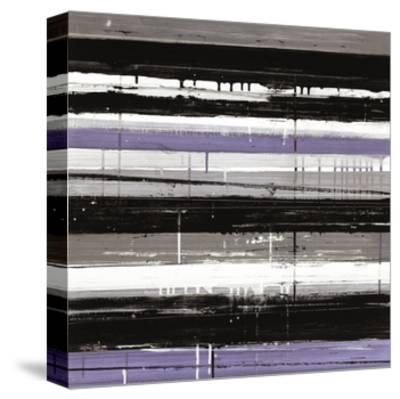 Blinds B-JB Hall-Stretched Canvas Print