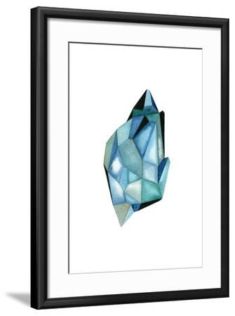 Faceted Gem C-Natasha Marie-Framed Premium Giclee Print