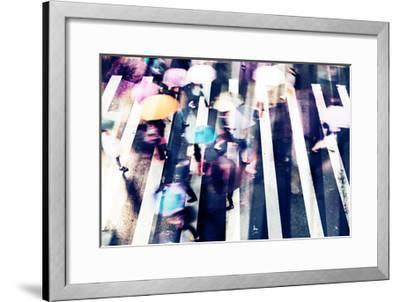 Rainy Days A--Framed Premium Giclee Print