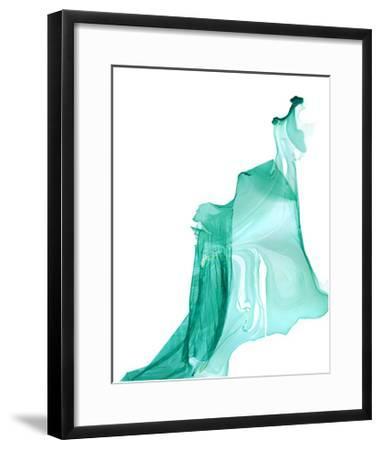 Nail Polish Abstract L--Framed Premium Giclee Print