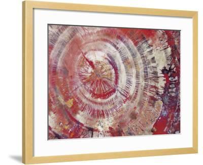 Petrified Wood, Close-Up--Framed Photo