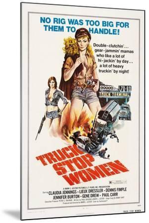 Truck Stop Women, 1974--Mounted Art Print