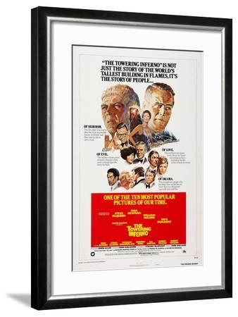 The Towering Inferno, 1974--Framed Art Print