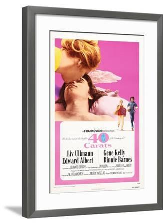 40 Carats, 1973--Framed Art Print