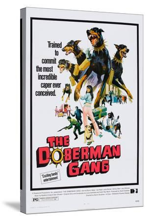 The Doberman Gang, 1972--Stretched Canvas Print