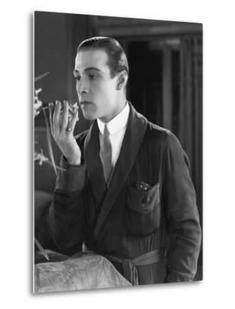 Beyond the Rocks, Rudolph Valentino, 1922--Metal Print