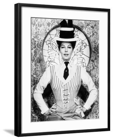 55 Days at Peking, Ava Gardner, 1963--Framed Photo