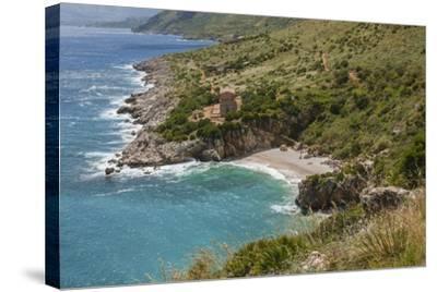 Lo Zingaro Natural Reserve, Tonnarella Dell'uzzo-Guido Cozzi-Stretched Canvas Print