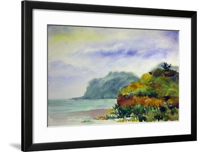Sea Shore-Igor-Framed Art Print