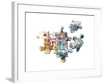 Puzzles Art Print by okalinichenko | Art.com