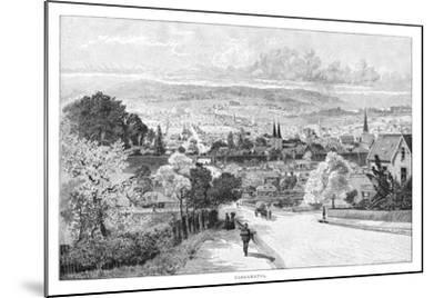 Parramatta, New South Wales, Australia, 1886-Albert Henry Fullwood-Mounted Giclee Print