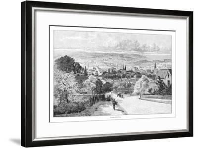 Parramatta, New South Wales, Australia, 1886-Albert Henry Fullwood-Framed Giclee Print