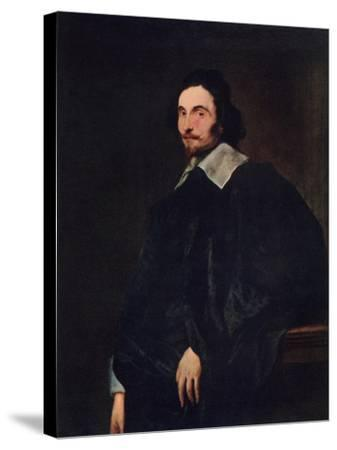 A Senator of Antwerp, 1927-Sir Anthony Van Dyck-Stretched Canvas Print