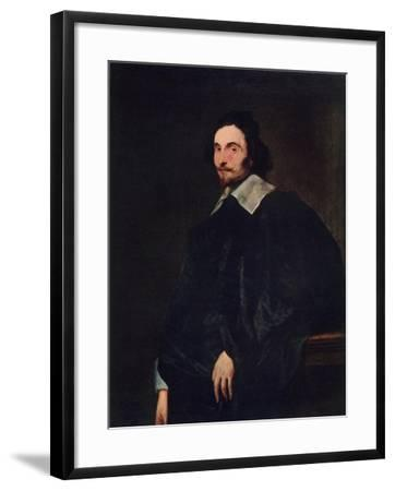 A Senator of Antwerp, 1927-Sir Anthony Van Dyck-Framed Giclee Print