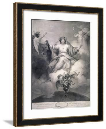 Providence, 1799-Benjamin Smith-Framed Giclee Print