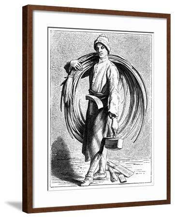 A Cooper, 1737-1742- Bouchardon-Framed Giclee Print