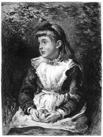 Forbidden Fruit, C1880-1882-Charles Waltner-Framed Giclee Print