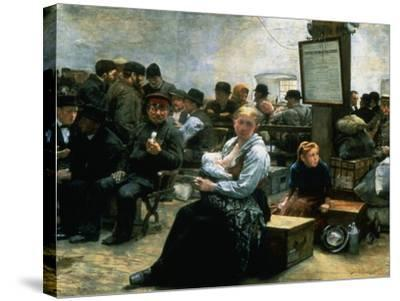 The Promised Land, C1880-1908-Charles Frederic Ulrich-Stretched Canvas Print