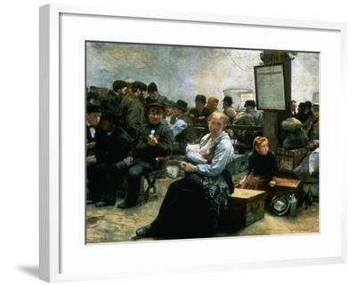 The Promised Land, C1880-1908-Charles Frederic Ulrich-Framed Giclee Print