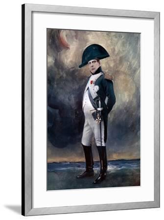 Benoit Constant Coquelin in Plus Que Rene, C1902- Boyer-Framed Giclee Print