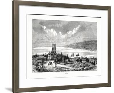 Yalta, Southern Ukraine, 1879-C Laplante-Framed Giclee Print