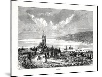 Yalta, Southern Ukraine, 1879-C Laplante-Mounted Giclee Print