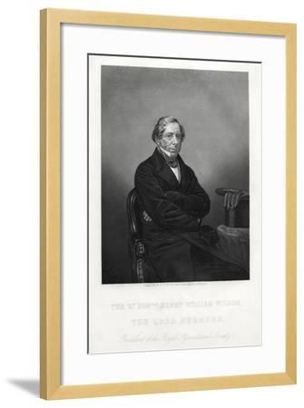 Henry William Wilson, 11th Baron Berners, C1880-DJ Pound-Framed Giclee Print