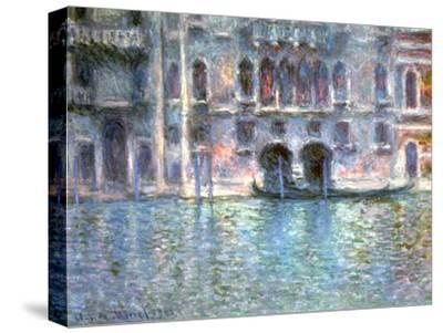 Venice, Palazzo Da Mula, 1908-Claude Monet-Stretched Canvas Print