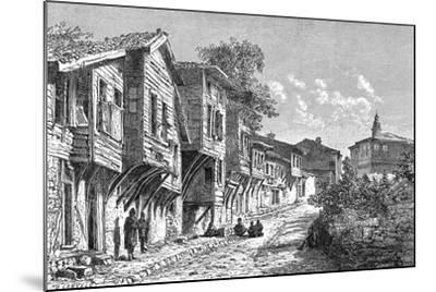 Scutari, Turkey, 1895-D Lancelot-Mounted Giclee Print
