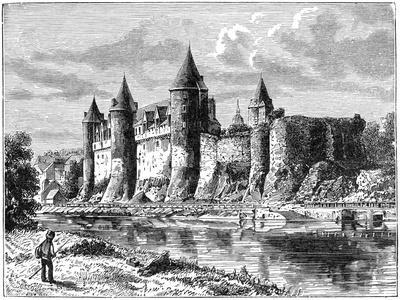 Josselin Chateau, France, 1898-Dosso Dossi-Framed Giclee Print