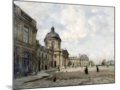 Institute of France, Paris, 1887-Emmanuel Lansyer-Mounted Giclee Print