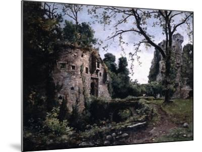 The Bastion of the Elms, 1884-Emmanuel Lansyer-Mounted Giclee Print