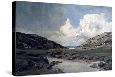 Saint-Anne-La-Palud, 1863-Emmanuel Lansyer-Stretched Canvas Print