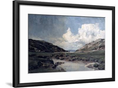 Saint-Anne-La-Palud, 1863-Emmanuel Lansyer-Framed Giclee Print
