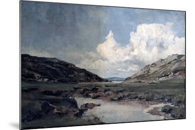 Saint-Anne-La-Palud, 1863-Emmanuel Lansyer-Mounted Giclee Print
