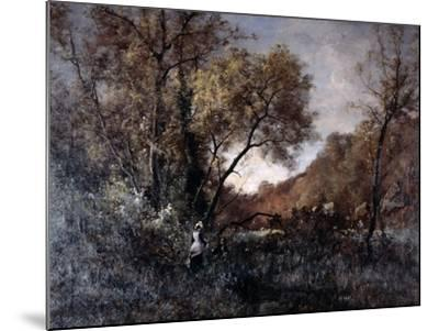 Flowers in April, 1877-Emmanuel Lansyer-Mounted Giclee Print
