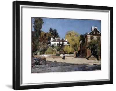 Saint Loup, 1869-Emmanuel Lansyer-Framed Giclee Print