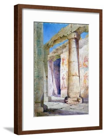 Egypt, 19th Century-Frances Anne Lee-Framed Giclee Print