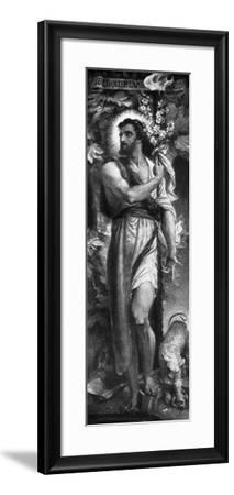 John the Baptist, 1926-Frederic Shields-Framed Giclee Print