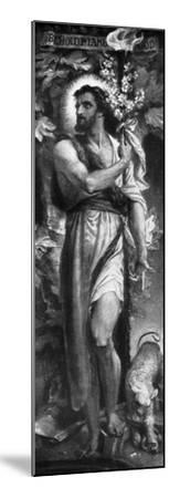 John the Baptist, 1926-Frederic Shields-Mounted Giclee Print