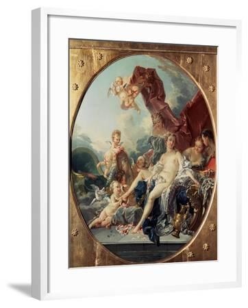 The Toilet of Venus, after 1743-Fran?ois Boucher-Framed Giclee Print