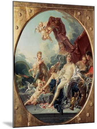 The Toilet of Venus, after 1743-Fran?ois Boucher-Mounted Giclee Print
