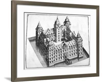 Chateau Design, 1664-Georg Andreas Bockler-Framed Giclee Print
